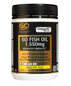 go healthy fish oil 1550mg