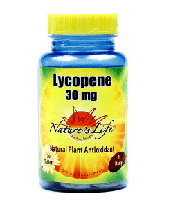 Nature's Life Lycopene
