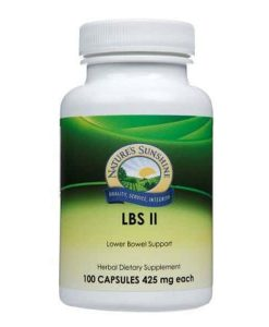 lbs 2 lower bowel support II