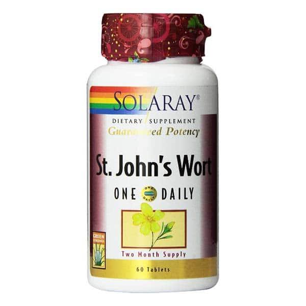 solray St John Wort one daily