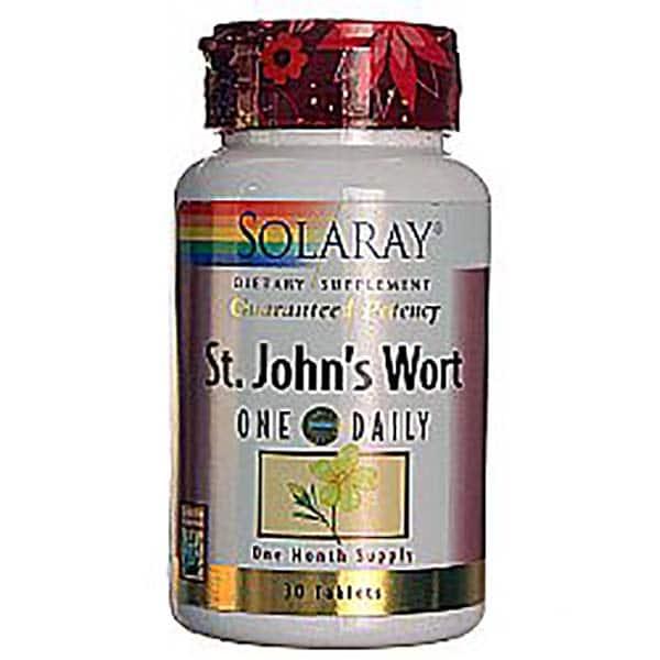 solray St John Wort 1 daily