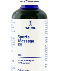 Sports Massage Oil-Strong